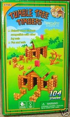 Tumble Tree Timbers 37482 104 piece Set