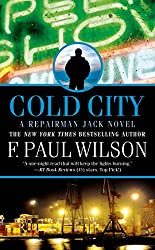 Cold City (Repairman Jack Book 1)