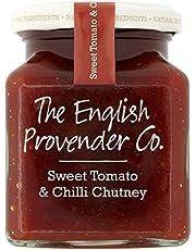 English Provender Co Sweet Tomato & Chilli Chutney - 325g