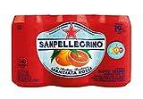 #6: Sanpellegrino Blood Orange Sparkling Fruit Beverage, 11.15 fl oz. Cans (6 Count)