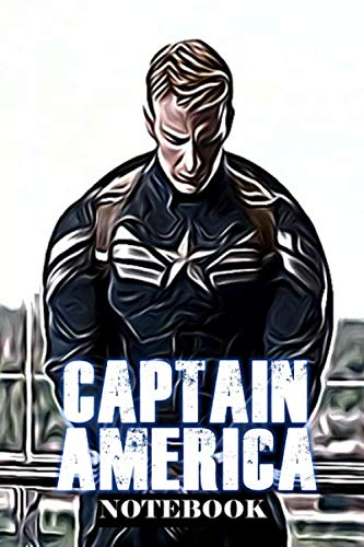 Captain America: Whatever it takes: Notebook 6