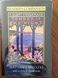 Reader's Companion to F. Scott Fitzgerald's Tender Is the Night, Matthew J. Bruccoli and Judith S. Baughman, 1570030782