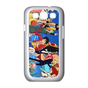 Stylish One Piece Design Samsung Galaxy S3 9300 Cell Phone Case Funda blanco 68