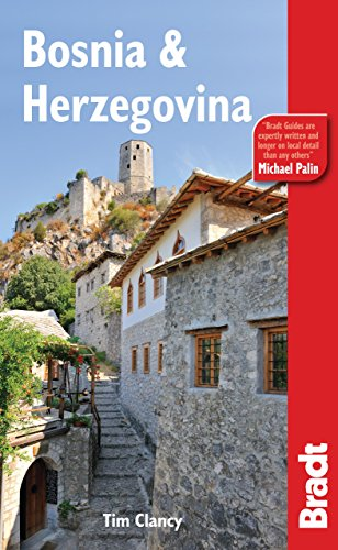 Bosnia and Herzegovina, 3rd (Bradt Travel Guides)