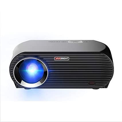 Amazon.com: ZUEN Mini LED Home Cinema Projector WiFi ...