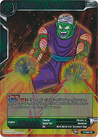 BT4-053 R Foil Nail The Namekian Ace Dragon Ball Super Game
