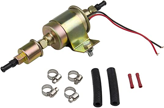 Brand New Universal Automotive Electric Fuel Pump With Installation Kit E8012S