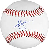 Andrelton Simmons Anaheim Angels Autographed Baseball - Fanatics Authentic Certified - Autographed Baseballs