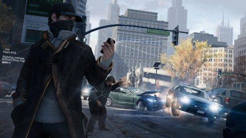 Watch Dogs xbox one by Ubisoft (Image #5)