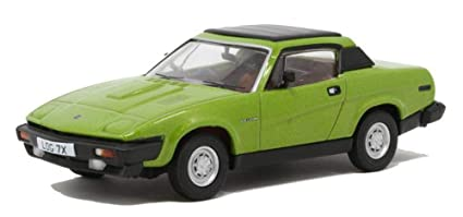 Amazoncom Vanguards Triumph Tr7 Coupe Diecast Model Car Toys Games