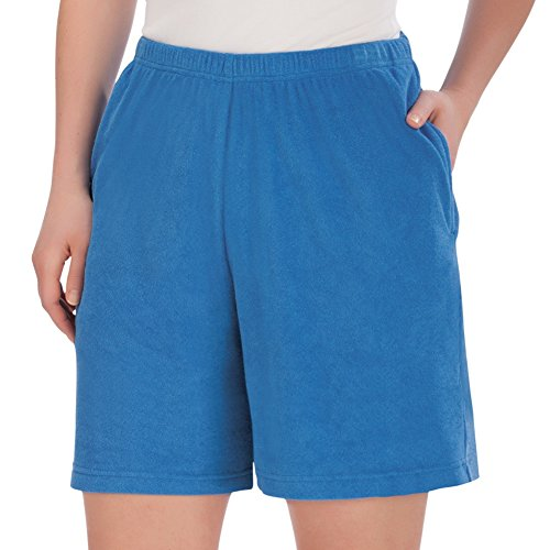 Womens Comfort Shorts Machine Washable