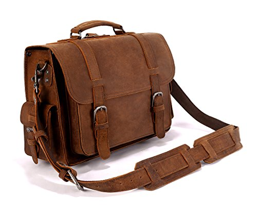 Leyden and Sons Leather Bag Co. - Williamsburg - Suede Utility Bag