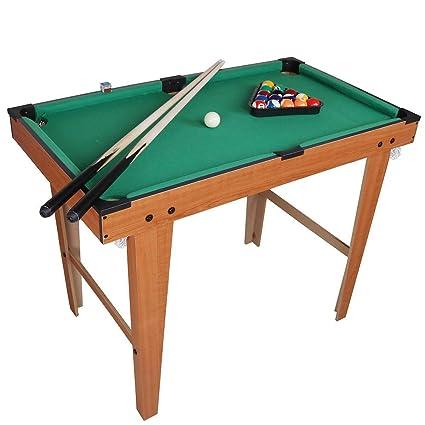 Admirable Amazon Com Binlin Snooker Table Mini Table Top Foosball Download Free Architecture Designs Lectubocepmadebymaigaardcom