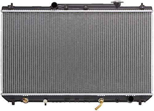 Spectra Premium CU1909 Complete Radiator for Toyota Camry ()