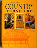 Encyclopedia of Country Furniture, Candie Frankel, 0831725818