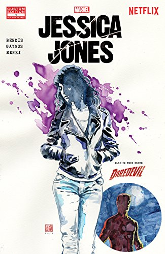Marvel's Jessica Jones #1 - Jessica Leather