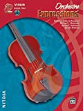 img - for Orchestra Expressions: Violin, Book 2, Student Edition (Expressions Music Curriculum(tm)) book / textbook / text book