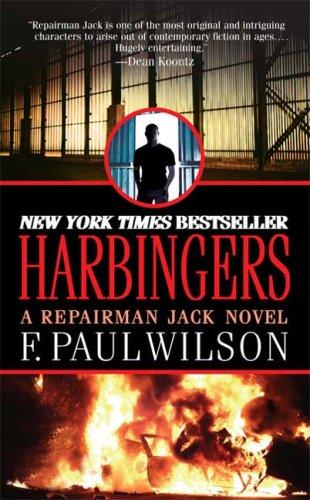 Harbingers Repairman F Paul Wilson product image