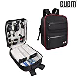 BUBM Game System Case,Gaming Backpack ,Travel Console Carrying Bag for Sony PS4,PS4 Slim,PS4 Pro ,Xbox,Xbox One Systems and Accessories