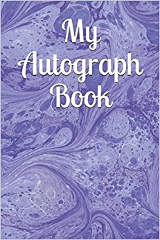 My Autograph Book