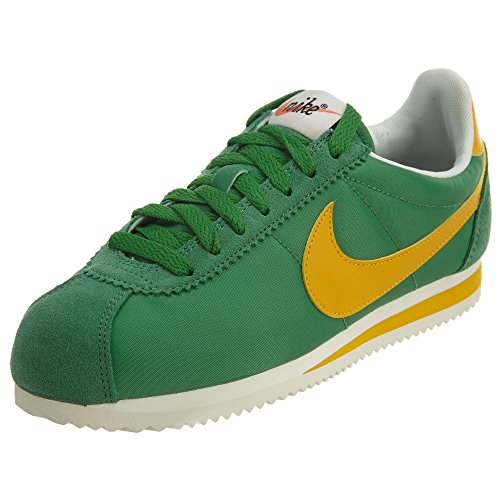 Nike Kvinners Klassiske Cortez Nylon Premie. sko; nylon; gummisåle