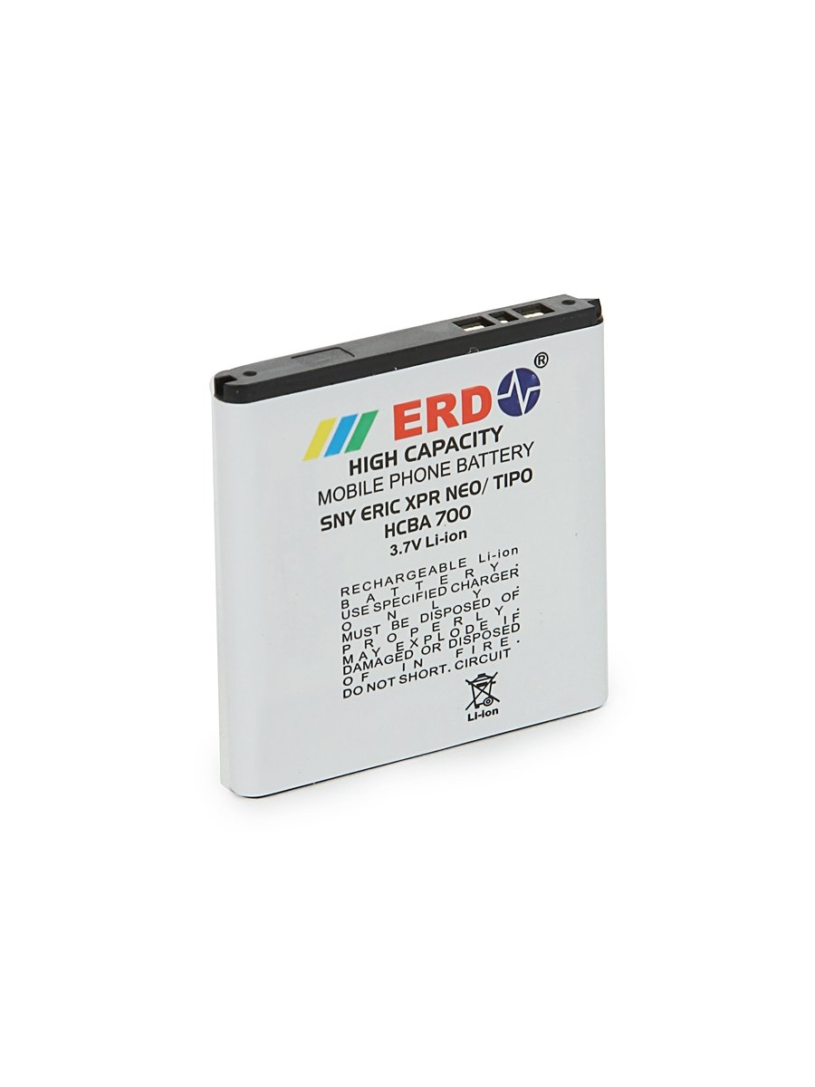 Erd Mobile Phone Battery Compatible For Sony Xperia Neo Circuit Charger Electronics
