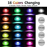 Color Changing Landscape Lighting INNERWILL 3W