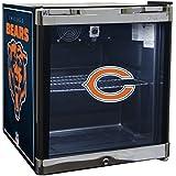 Glaros Officially Licensed NFL Beverage Center / Refrigerator - Chicago Bears