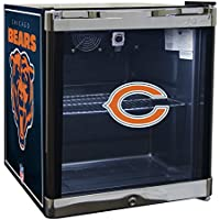 Glaros Officially Licensed NFL Beverage Center / Refrigerator - Chicago Bears