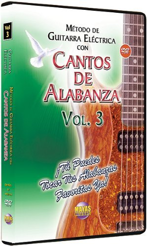 Amazon.com: Metodo Con Cantos Alabanza -- Guitarra Electrica 3: Tu Puedes Tocar Tus Alabanzas Favoritas Ya: Movies & TV