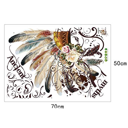 Removeable Ancient Myths Wall Sticker Decal Vinyl Art Home Bedroom Decor Mural