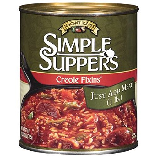 Margaret Holmes Simple Suppers Creole Fixins 27 oz (Pack of 5)
