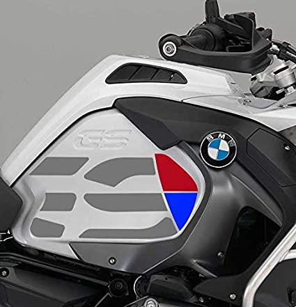 Light Red KIT ADESIVI GS PER LATERALI BMW R 1200 GS ADV 2014-2018 AD-GS-BIG