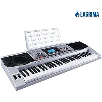 Amazon Com Lagrima 61 Key Music Digital Electronic