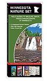 Minnesota Nature Set: Field Guides to Wildlife, Birds, Trees & Wildflowers of Minnesota