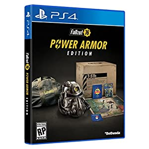 Ratings and reviews for Fallout 76 Power Armor Edition- PlayStation 4