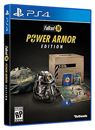 Fallout 76 Power Armor Edition- PlayStation 4