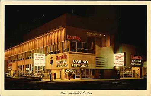 Harrahs Casino Nevada (Harrah's Casino Reno, Nevada Original Vintage)