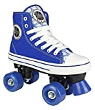 Pop Squad Midtown Girl's and Boy's Roller Skates - Blue (3)