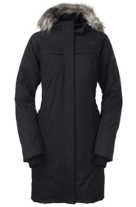 f00585e32 Amazon.com: The North Face Womens Arctic Parka Down Jacket (Black ...