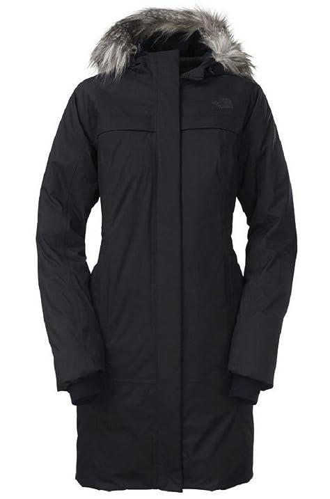48ecee54d italy north face long black jacket 270e5 589b2