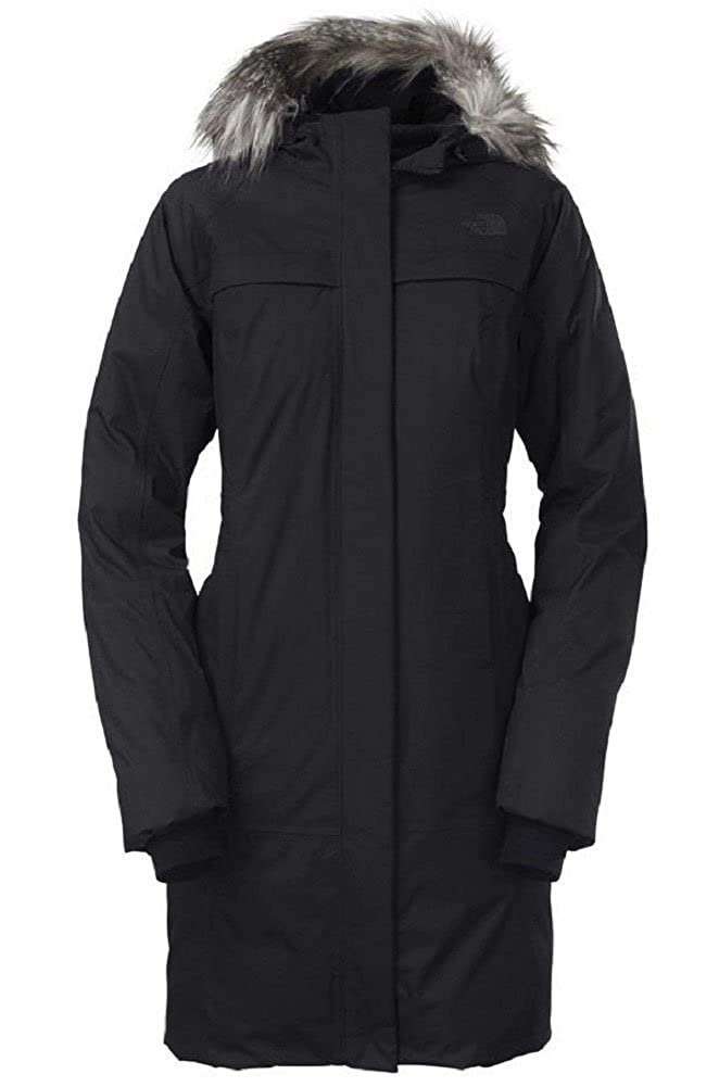 : The North Face Womens Arctic Parka Down Jacket