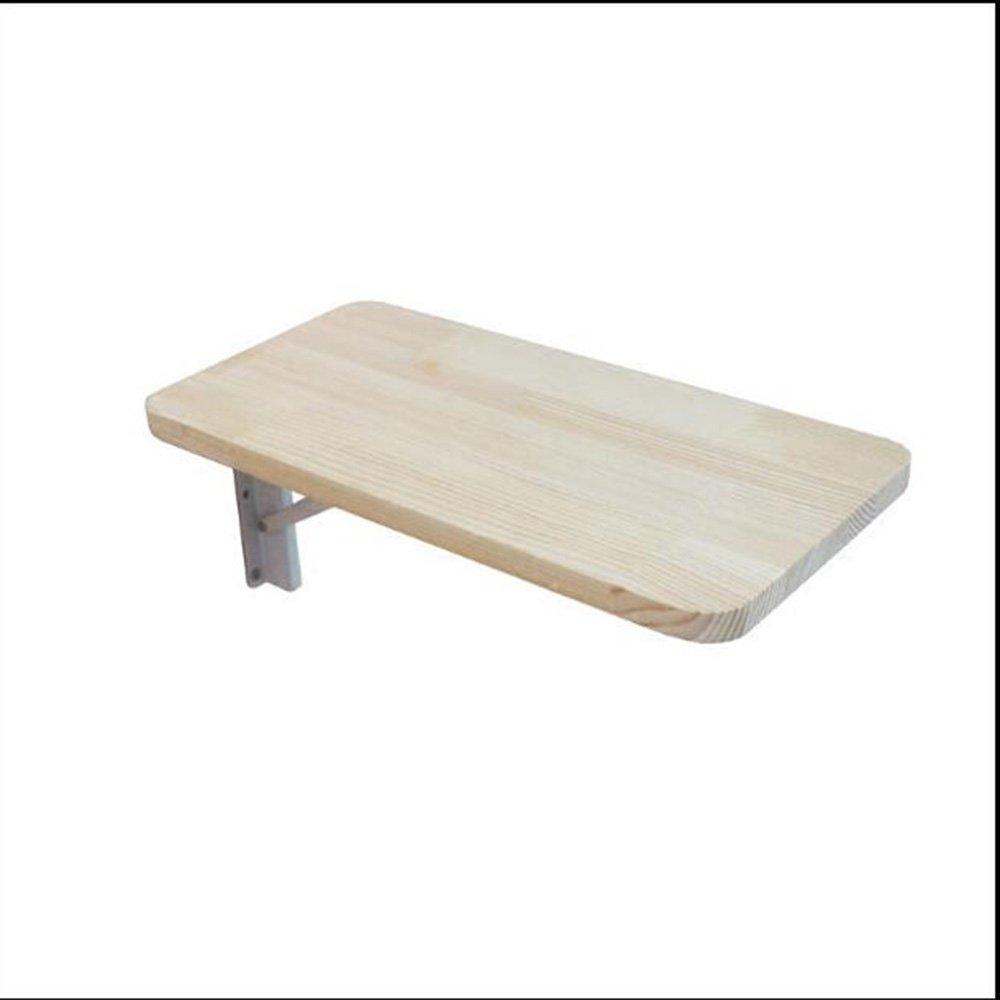 XIAOLIN 壁掛け式折り畳みテーブルベッドルーム壁型ソリッドウッド折りたたみテーブル簡易壁式ダイニングテーブルホーム使用オプションサイズ (サイズ さいず : 40*20cm) B07DWLLL1H 40*20cm 40*20cm