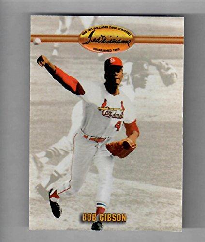 seball Card #90 Bob Gibson.#45251.*2 ()