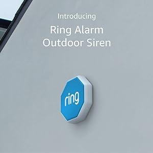 Introducing Ring Alarm Outdoor Siren
