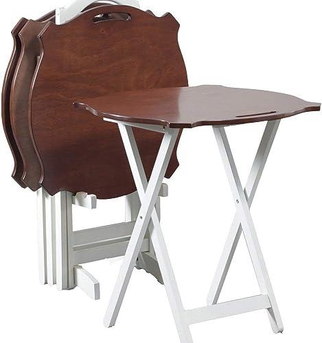 Powell Furniture Laptop Folding Modern Tray Table