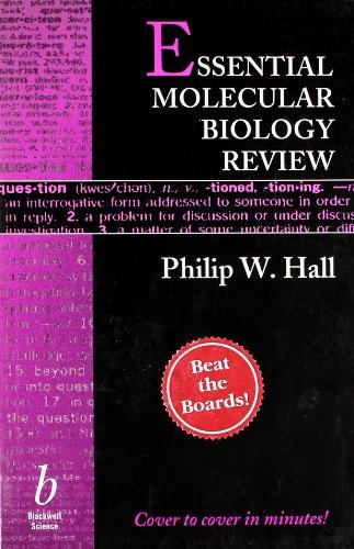 Essential Molecular Biology Review