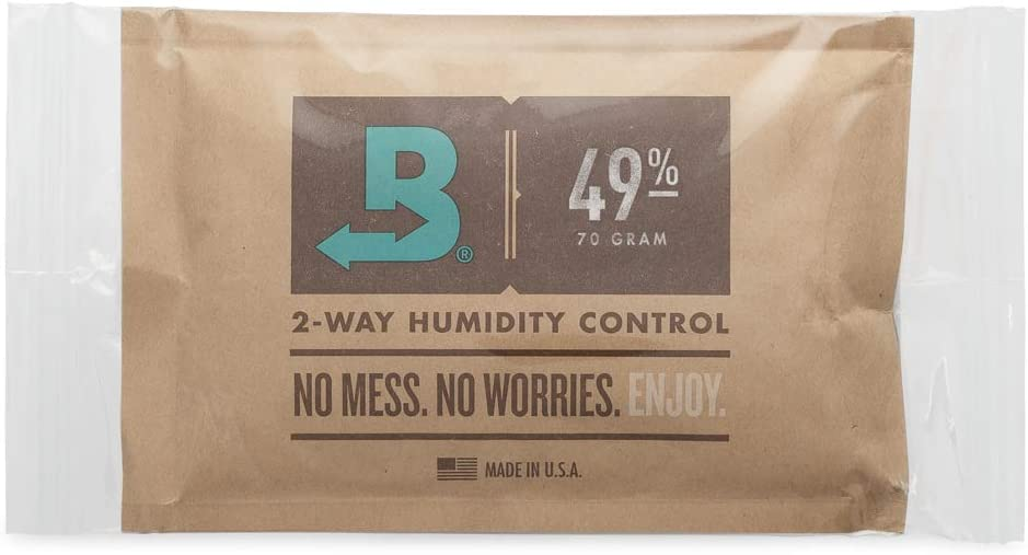 Boveda 58/% RH 2-Way Humidity Control 1x 8 Gram pack RM24
