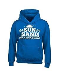 Sun Sand Woodworking - Adult Hoodie