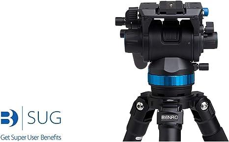 Benro Videoneiger S8 Kugelkopf Kamera
